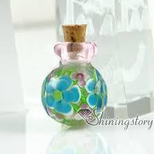 small keepsake urns glass vial for pendant necklacekeepsake urns jewelrycremation urns
