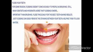 top 7 tips for whiten and healthy teeth home remedies health and