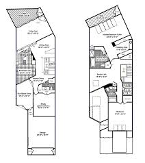 floor plans of harbour point townhouse