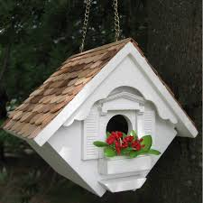decorative birdhouses yard envy