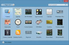 application bureau windows 7 desktop gadgets for windows 10
