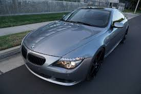 bmw dealer near los angeles 2008 bmw 6 series 650i 6 spd manual coupe 650i stock 031 for