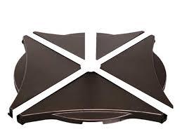 13 Patio Umbrella by Treasure Garden Cantilever Aluminum 10 X 13 Foot Cantilever
