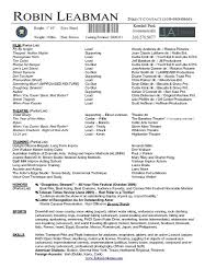 Resume For Fresher Teacher Job by Resume Mark Weinberger Ey Resume Blunders Construction Site