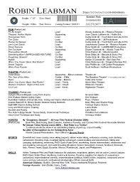 Model Resume For Teaching Job by Resume Market Research Resume Resume Teaching Job Sample Cv For