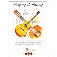 templates musical birthday cards