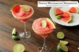 watermelon margarita recipe frozen watermelon margarita mirlandra u0027s kitchen
