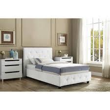 King Upholstered Bed Frame Bed Frames Upholstered Wingback Bed With Footboard Upholstered