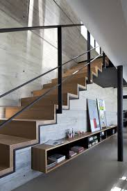 Building Interior Stairs Y Duplex Penthouse Pitsou Kedem Architects Archdaily