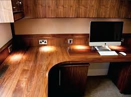 Walnut Home Office Desk Photo Gallery Of Bespoke Office Desks Viewing 3 Of 15 Photos