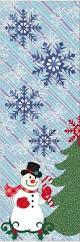 morning glory designs christmas carol row a long