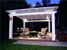 Outside Patio Lighting Ideas Idea Outside Patio Lights For Large Outdoor String Lights Outdoor