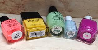 lovelifeoutloud favorite summer nail colors