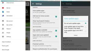 app updates android how to stop apps auto updates on android logixsnag