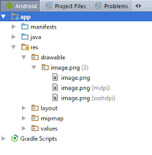 layout xlarge mdpi modifying your app samsung developers
