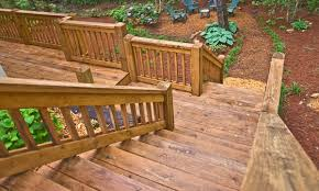 custom deck builder in central wisconsin able complete construction