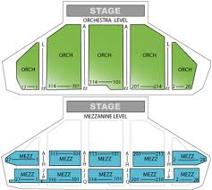orchestra floor plan pantages theater seating chart los angeles