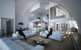 airplane hangar home interior homes above and below airplane