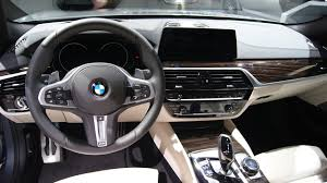 go in and around the new bmw 5 series krcr