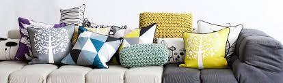 cuscini per arredo federe cuscini arredo home interior idee di design tendenze e
