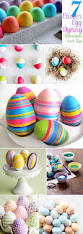 303 best holiday decorating easter eggs images on pinterest