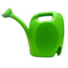 southern patio 2 gal green watering can wc8024ge the home depot