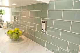 Outlet Covers For Glass Tile Backsplash by Glass Subway Tile Picmia