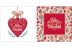 feliz navidad big set bundle 34 postcard card