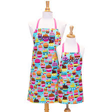 and me aprons handmade personalized aprons