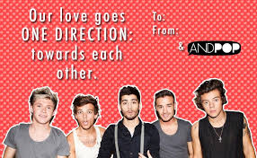 one direction cards andpop 9 s day cards to give to your loved ones