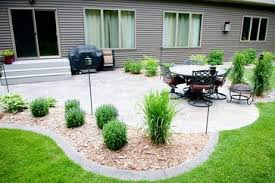 Easy Backyard Landscape Ideas Landscaping Ideas That Are Resistant To Ticks And Reduces Your