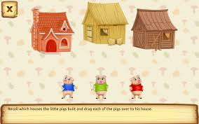 pigs fairy tale games free android apps
