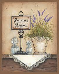 Powder Room Sign Powder Room By Mary Ann December Art Print Framed U0026 Unframed At