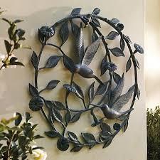 Hummingbird Wall Plaque Outdoor Plaques Pinterest