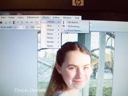dorcas designs portrait preparation how to change a photo into a