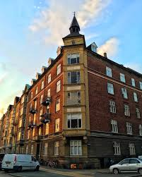 what and where apartment building in copenhagen denmark near the