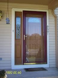 Single Patio Door Single Patio Door With Sidelights