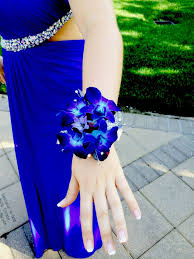 blue corsages for prom prom corsage for pink dress fashion dresses