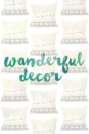 Us Home Decor by Wanderful Decor 5 Travel Inspired Home Decor Ideas