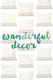 Home Decor Au by Wanderful Decor 5 Travel Inspired Home Decor Ideas