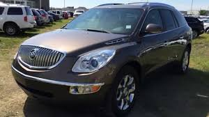 used lexus suv rockford il pre owned brown 2008 buick enclave awd cxl in depth review