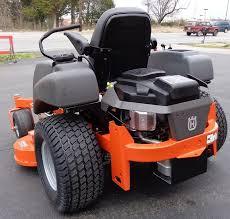 husqvarna mz52 zero turn lawn mower 52