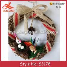 s3178 new fashion home decorations deco mesh wreath