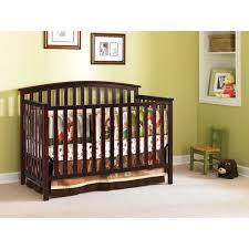 Walmart Convertible Cribs Graco Freeport 4 In 1 Convertible Crib Cherry Walmart