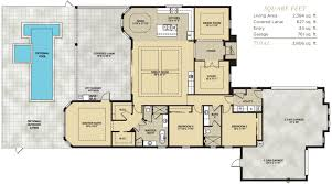 southwest floor plans harbor estero