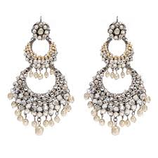 photo of earrings things to keep in mind when it comes to chandelier earrings pink