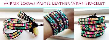 wrap bracelet archives mirrix tapestry u0026 bead looms
