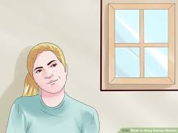 How To Install A Roman Shade - how to hang roman shades 9 steps with pictures wikihow