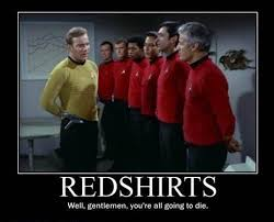 Redshirt Meme - and jonathan goldsmith most interesting man in the world
