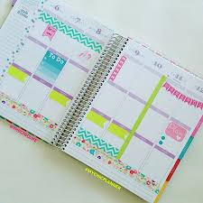Journal Decorating Ideas by Planner Decoration Ideas April 2015 Erin Condren Vertical Erin